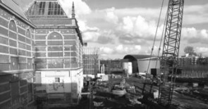 Case #01: Stedelijk Museum beveiligt bouwplaats met Axis camera's