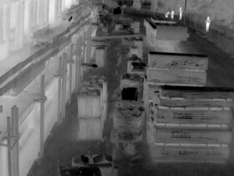 Thermische Camera foto
